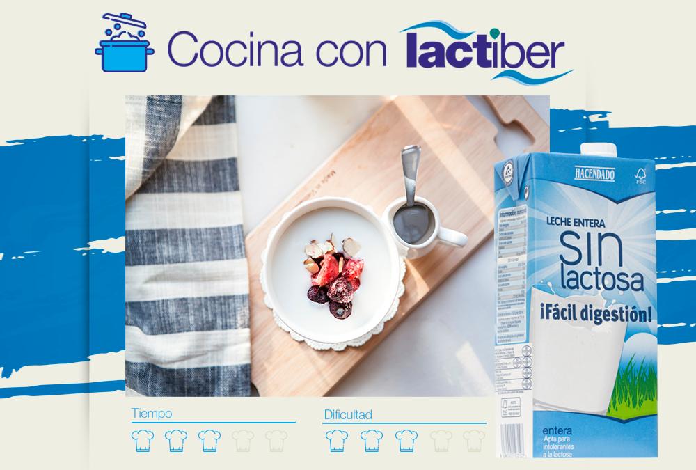 Cocina con Lactiber … yogur